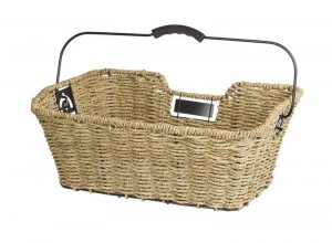 Seagrass Rear Basket