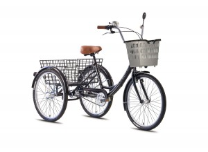 LEADER FOX TRICYCLE 3-SPEED