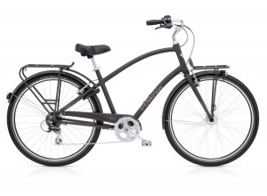 TOWNIE COMMUTE 8D blk