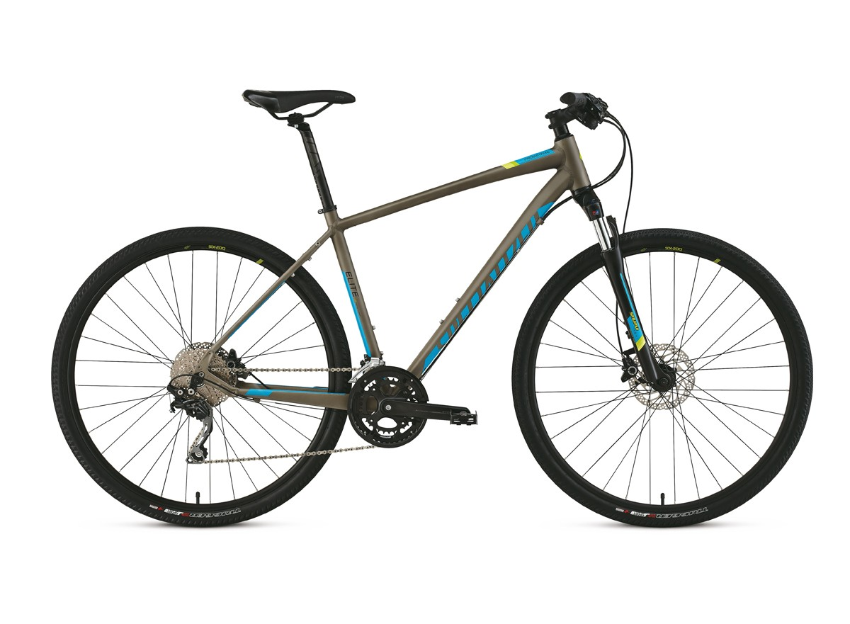 CROSSTRAIL ELITE DISC (2015)