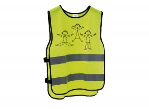 REFLECTIVE SAFETY KID'S VEST