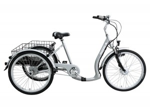 "BBF Shopping tricycle ""Bregenz"" 7 speed"
