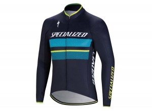 Element Roubaix Comp Logo LS Jersey