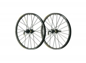 Crossmax ST Disc Wheelset black 26